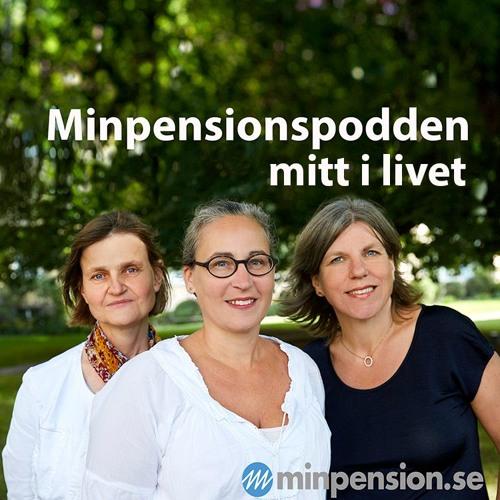 Ep 49: Varför får dagens unga lägre pensioner - med Arne Paulsson, Pensionsmyndigheten