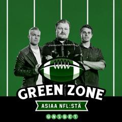 Green Zone NFL podcast - Week #17