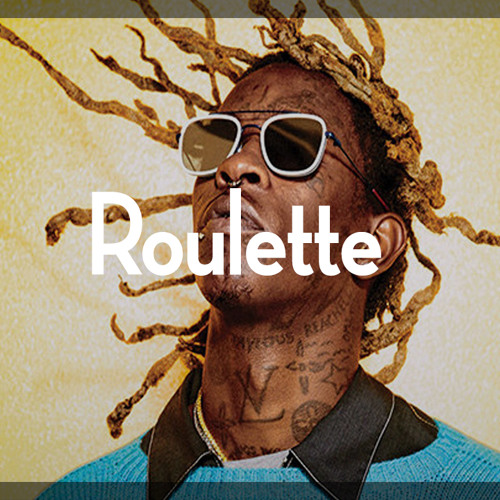 Young Thug type beat - Roulette (free instrumental rap beats)