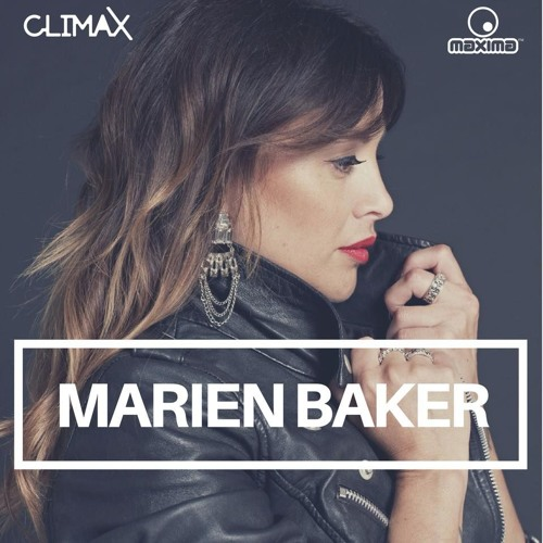 Marien Baker at Clímax - Maxima Fm Radio Station