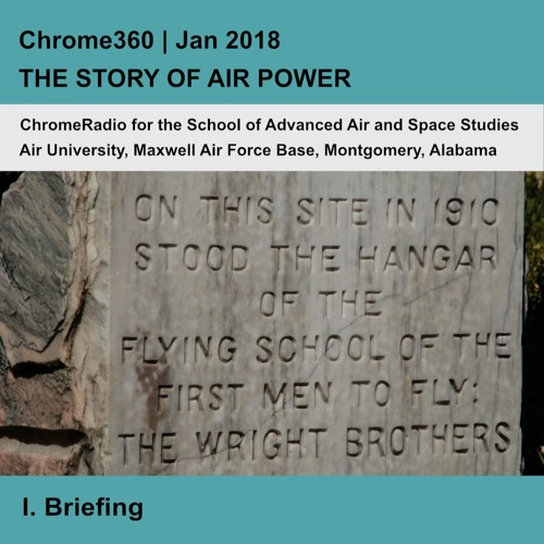 Chrome360 | THE STORY OF AIR POWER | Briefing | Thomas Hughes