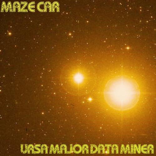 Maze Car / Ursa Major Data Miner (demo)