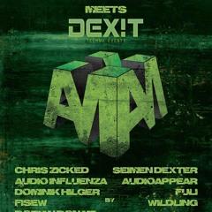Antimaterie meets Dexit @ Gracejones by Sonja Brilliant
