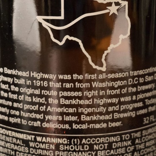 Dallas' 2017 Brewery Of The Year: Bankhead Brewing Co.