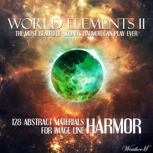 OUT NOW : World Elements 2 for Harmor