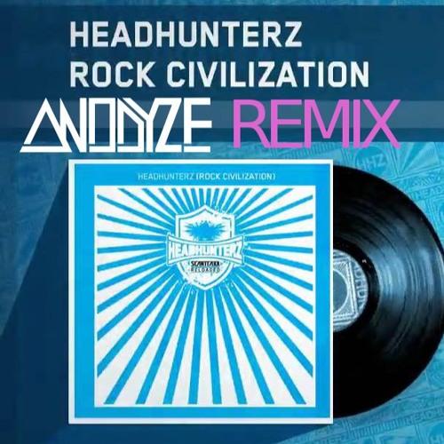 Headhunterz - Rock Civilization (Anodyze Remix)