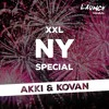 Launch Radio 3: XXL New Year Special (Akki + Kovan Guestmix) mp3