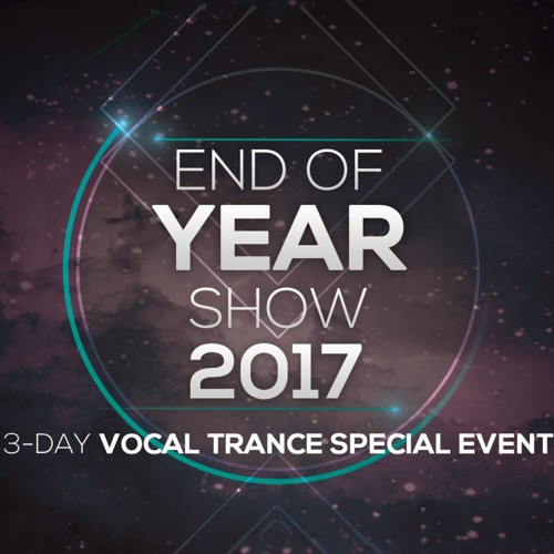 Paul Gibson - End of Year Show 2017 on Digitally Imported Vocal Trance