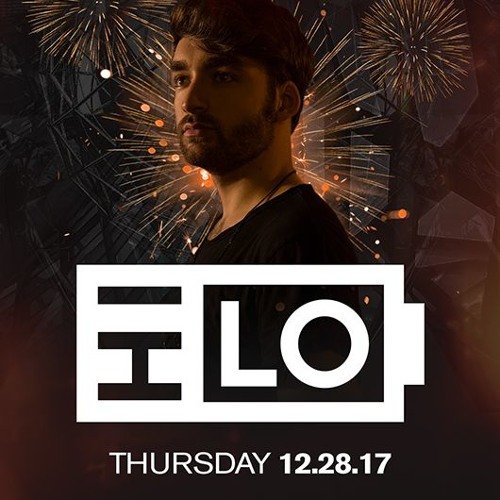 Andrew Parsons Opening for Oliver Heldens aka HI-LO 12-28-17