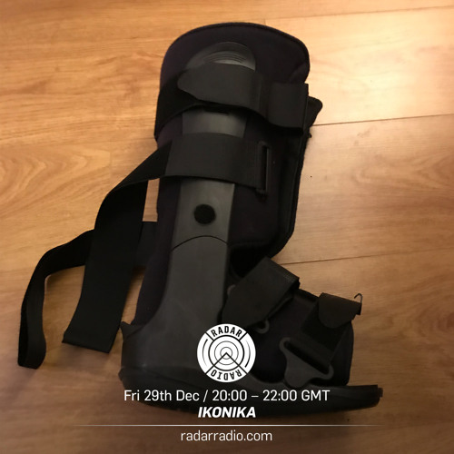 IKONIKA on Radar Radio - 29th December 2017