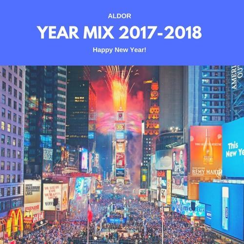 Aldor - Year Mix 2017 [FREE DOWNLOAD]