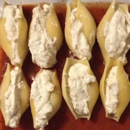 Episode 51 - Tofu Stuffed Shells