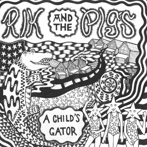 RIK & THE PIGS- America