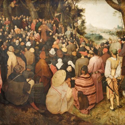 The Witness of John the Baptist