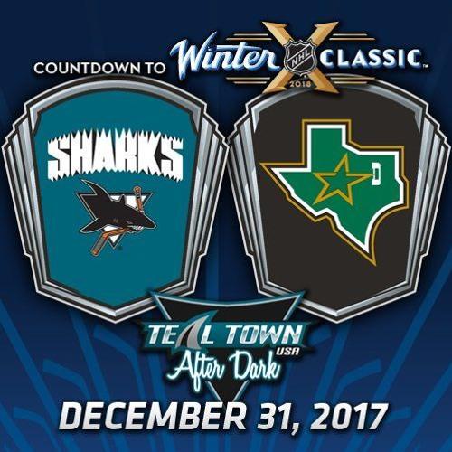 Teal Town USA After Dark (Postgame) - Sharks @ Stars - 12-28-2017