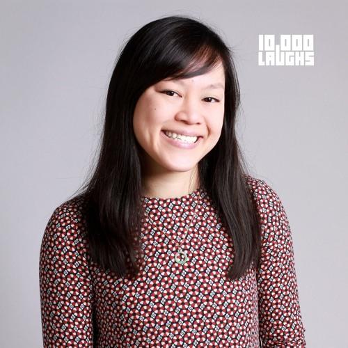 Comedian Katie Nguyen