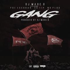 Gang (Feat. PDE Escobar, SG Tip, & No Plug) [Prod. By DJ MarcB]