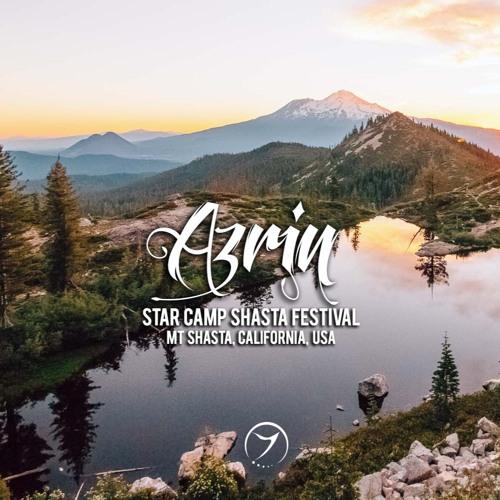 Azrin @ Star Camp Shasta Festival - Mt Shasta, California, USA [Zenon Records]