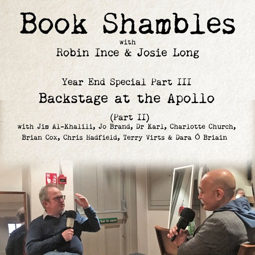 Book Shambles - End of Year Specials Part III - Backstage at the Apollo Part II