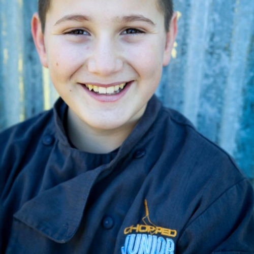 Get Up Nation Podcast Episode 7 Guests: Chopped Junior Champ Mason & Kathy Partak