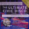 Music from the 50 years of the Civic Disco! Part 2