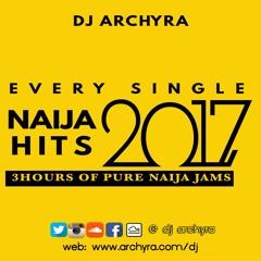 NAIJA HITS BACK TO BACK 2017 (3 hours Nonstop Naija Hits)