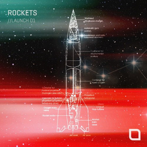 Rockets // Launch 01