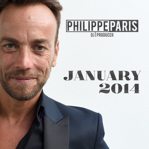 Dj Philippe Paris January 2014 house mix