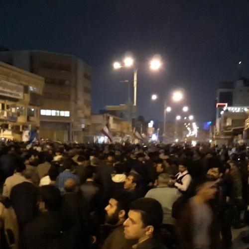 نگاه جهان عرب به  تجمعها و تظاهرات در شهرهای ایران