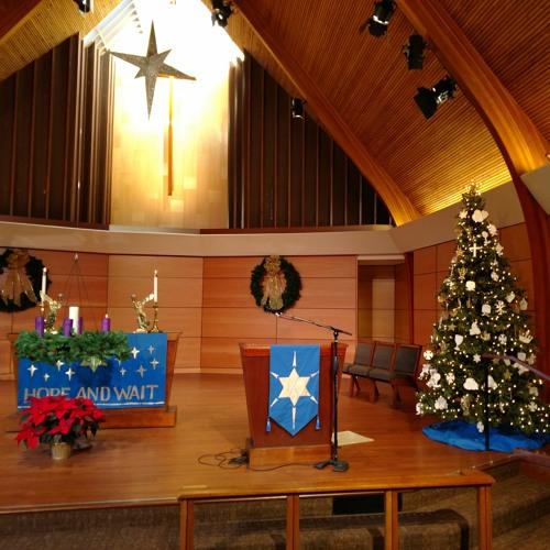 "Chancel Choir Cantata: ""Go Sing It on the Mountain"""