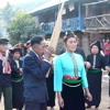 Singing & Instrument: Welcoming a Guest in Tai Vat Village