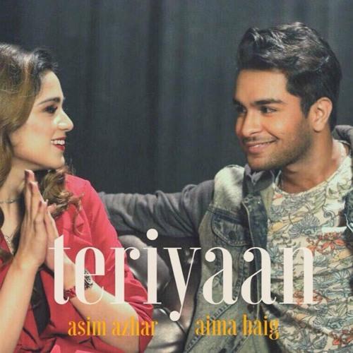 Teriyaan Asim Azhar Aima Baig By Asimazhar Asim Azhar Free Listening On Soundcloud