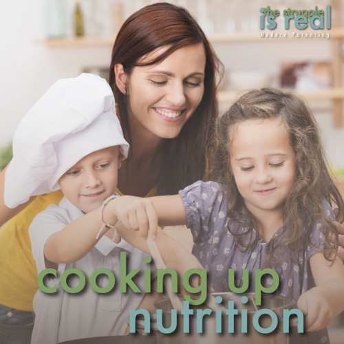 Cooking up Nutrition for the Whole Family feat. Jill Castle, MS, RD, LDN