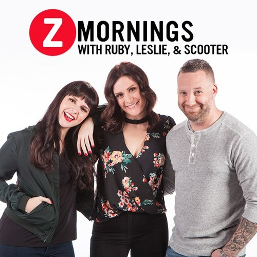 2018 Brings Z Mornings With Ruby, Leslie, & Scooter!