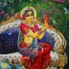 Radha Kripa Kataksh Stava Raja - Prayers to receive the merciful sidelong glance of Goddess Radha