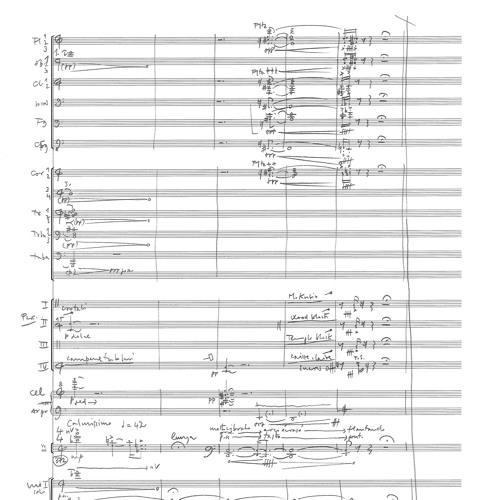 Heur, leurre, lueur - F. Dillon, Filarmonica della Scala orchestra, S. Mälkki (cond.) - live, 2014