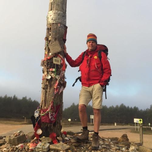 """#033 Joost Callens """"89 stapdagen en 2600 kilometer brachten mij tot mijn kern"""""""