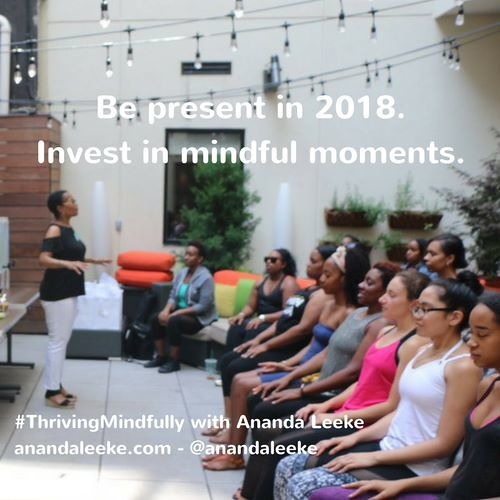 #ThrivingMindfully: Be Present (Mindful Body Scan)