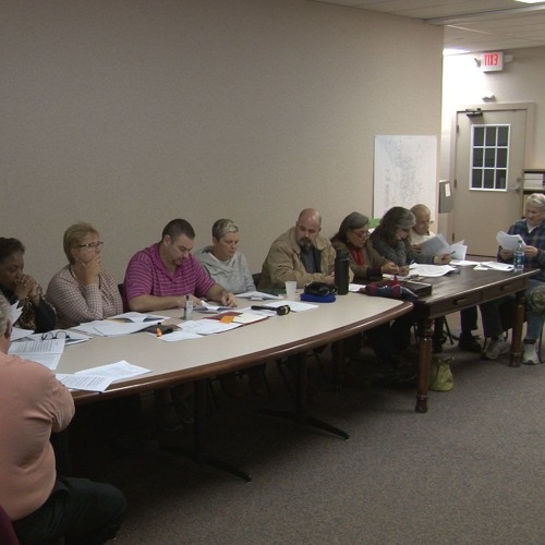 Greenfield Town Council Meeting December 28, 2017