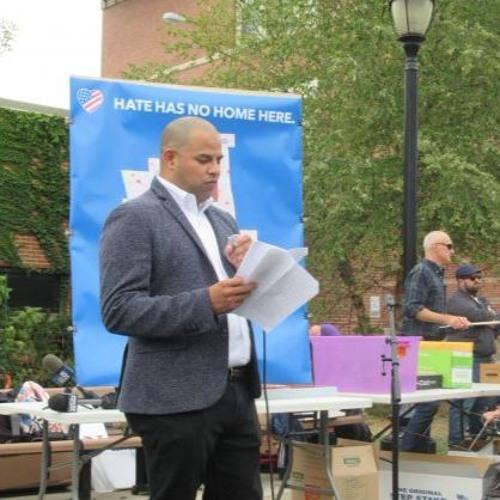 Activist Andre Vasquez on The Ben Joravsky Show 1.2.18