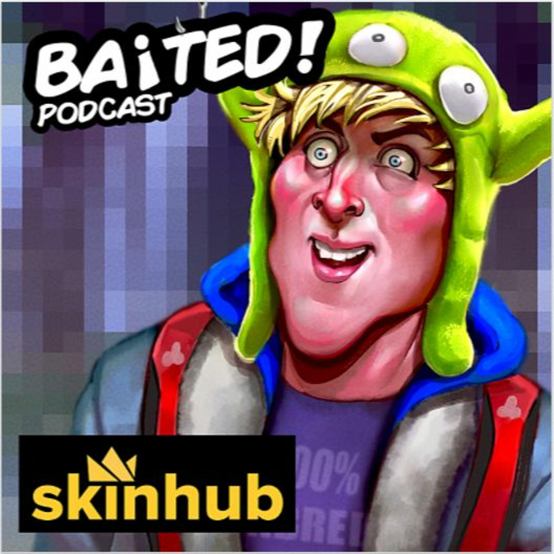 Baited! Ep #32 - Logan Paul disrespecting a dead person!