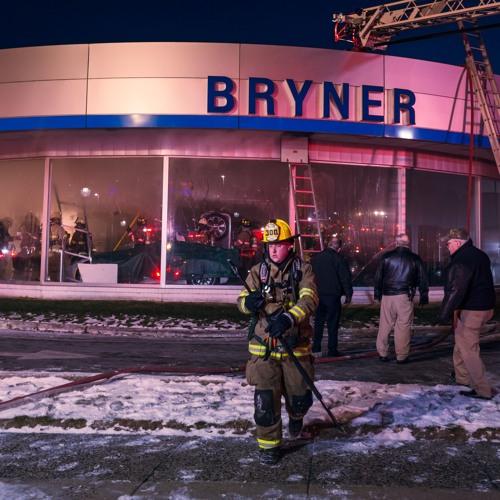 Bryner - Dispatch - 3 Alarm 2018-01-02
