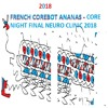 FRENCH COREBOT ANANAS - CORE NIGHT FINAL NEURO CLINIC 2018 I Am In Love With Your Body