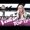 The Voice 2017 Chloe Kohanski - Top 12 Thank You