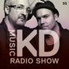 KDR055 - KD Music Radio - Kaiserdisco (Live at Sake Club in Madrid, Spain)