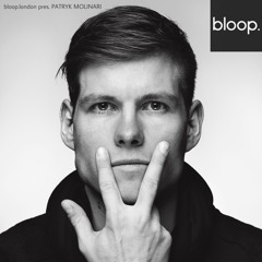 NYE Special for BLOOP LONDON - mixed & compiled by PATRYK MOLINARI