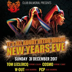 PCP @ New Years Eve Club Balmoral 31-12-2017(part 1)