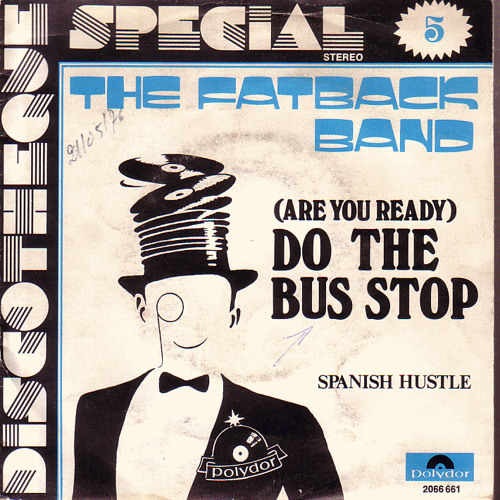 (Are You Ready) Do The Bus Stop (Cazbee Edit) - FREE DOWNLOAD
