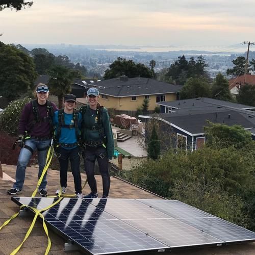 Solar Speaks: SPW editors complete a solar installation