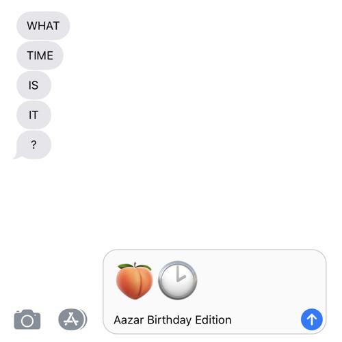 Cesqeaux x Aazar - Booty Time (Aazar Birthday Edition) скачать бесплатно и слушать онлайн